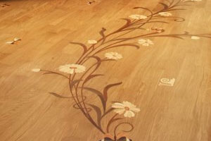how to lay parkay flooring